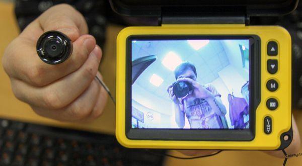 Камера подводной рыбалки