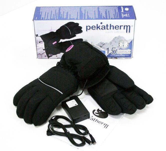 Перчатки с подогревом пикатерм